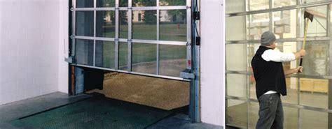 overhead screen doors warehouse overhead screen doors
