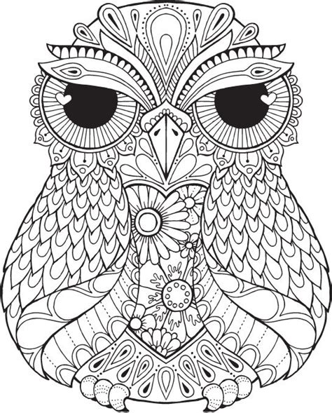 owl mandala coloring pages for adults lana owl colour with me hello angel coloring design