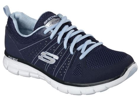 Size 25 5 Sepatu Sandal Original Skechers Synergize Current womens skechers sport synergy look book navy blue