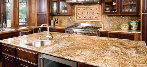 Wholesale Kitchen Faucets Golden Crystal Granite Countertops Seattle