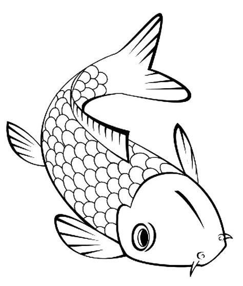 coloring pages koi fish coloring page of koi fish