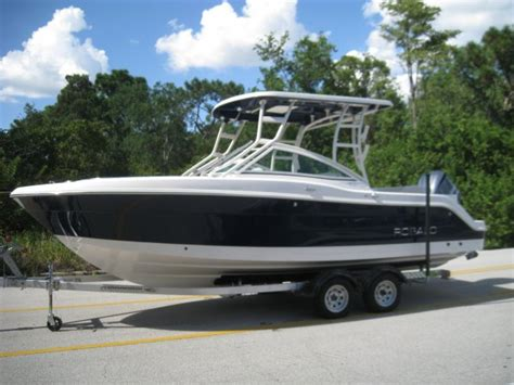 robalo boats dual console robalo 247 dual console boats for sale in florida