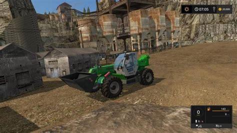Miners Ls by Landsweiler Mining V1 0 Farming Simulator 2017 Mods Ls