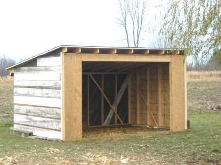 How To Build Goat Shed by 17 Best Images About Goats Sheep On Shelters