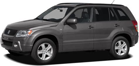 Dimensions Of Suzuki Grand Vitara 2008 Suzuki Grand Vitara Reviews Specs And Prices