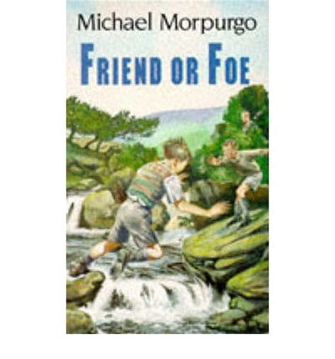 Friend Or Foe Book Report friend or foe book report