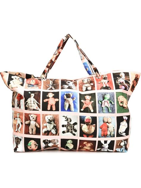 Vivienne Westwood Label Empire Bowling Bag by Lyst Vivienne Westwood Gold Label Print Tote