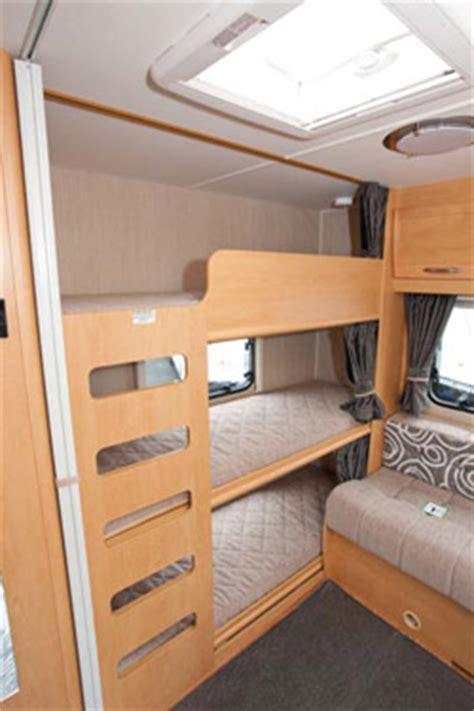 Conversion Van Floor Plans family friendly 6 berth caravans nine of the best
