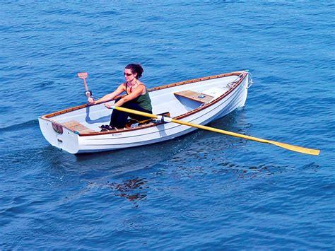 row boat victoria bc westcoast 11 6 traditional rowboat with fixed seats