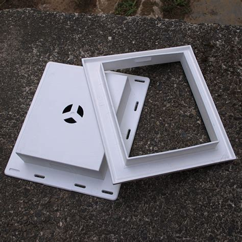 install outdoor light on vinyl siding the light plate www