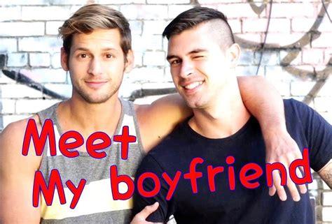 meet my boyfriend