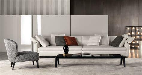 Livingroom Set collar sofa by rodolfo dordoni for minotti sohomod blog