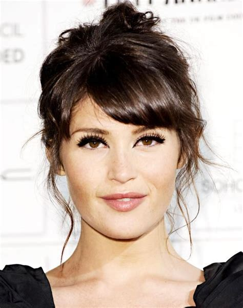 after 5 hair styles best 25 wispy side bangs ideas on pinterest fringe