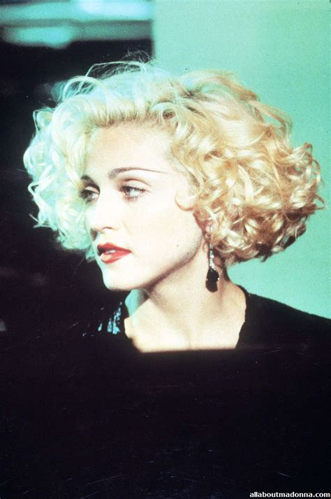 black bob hairstyles 1990 madonna in dick tracy promo pictures all about madonna