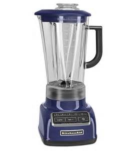 Kitchen Blender Kitchenaid 174 5 Speed Blender Ksb1575ri Cobalt Blue