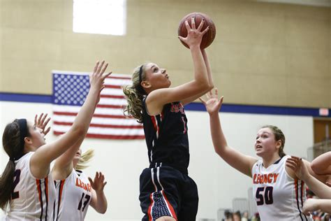 mn girls basketball section brackets class 1a sect 4 maranatha christian rolls over legacy