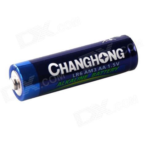 Ac 1 2 Pk Changhong changhong lr6 am3 aa 1 5v alkaline battery pack 4 pcs free shipping dealextreme