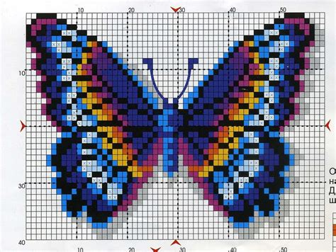 bead art pattern maker picture only butterfly perler bead pattern crafts for