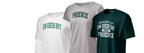 university of wisconsin fan shop university of wisconsin green bay phoenix apparel store
