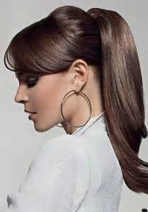 ponytail styles for hair ponytails hairstyles for long hair images