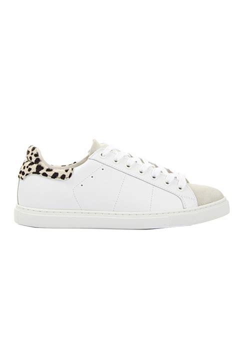 iro sneakers lyst iro namuri sneaker in white