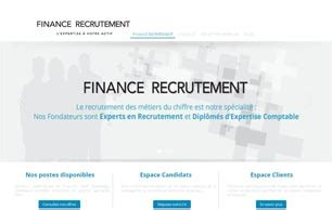 Cabinet Recrutement Finance by Finance Recrutement