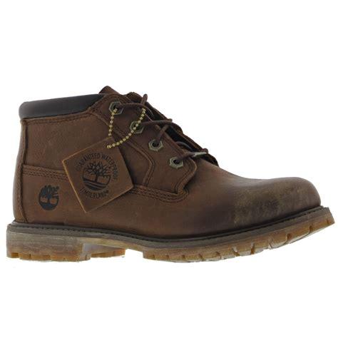 timberland nellie chukka brown womens boots ebay