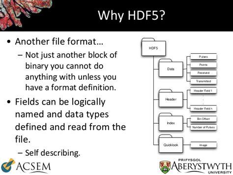 file format hdf5 spd and kea hdf5 based file formats for earth observation