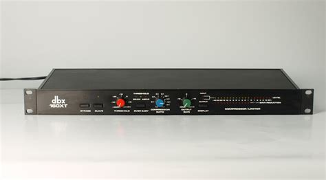 Dbx 160a Original 160xt dbx professional audio
