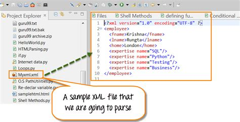 tutorial xml python python xml parser tutorial create read xml with exles