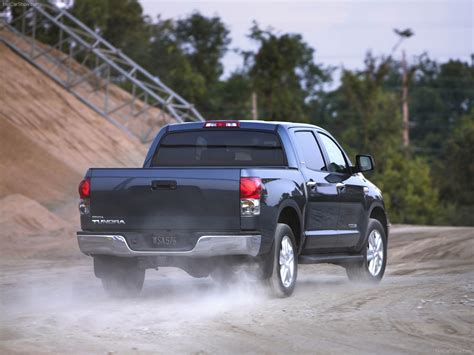 2007 Toyota Tundra Crewmax Toyota Images Tundra Crewmax 2007 Hd Wallpaper And