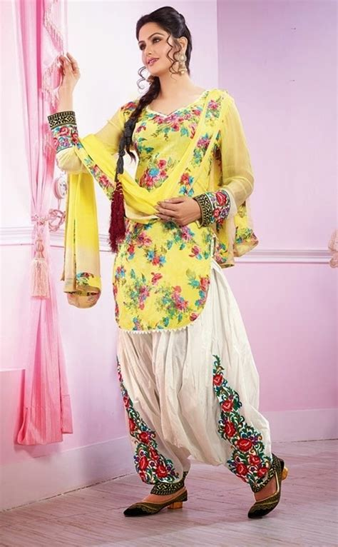 latest patiala salwar kameez designs