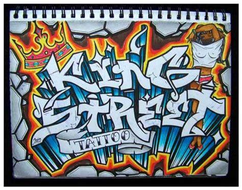 gambar graffiti  kertas  expert
