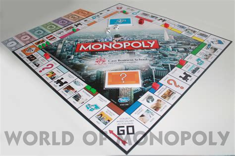 Cass Business School Dubai Mba Fees by World Of Monopoly