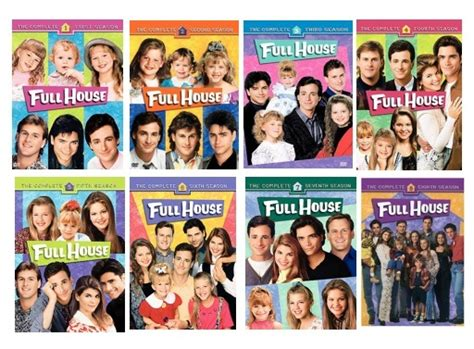 full house dvd complete series best buy new full house dvd complete series seasons 1 2 3 4 5 6 7 8 season 1 8 ebay