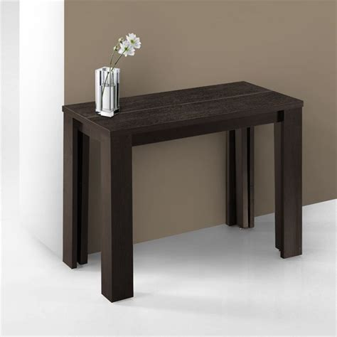 table console wenge table console wenge
