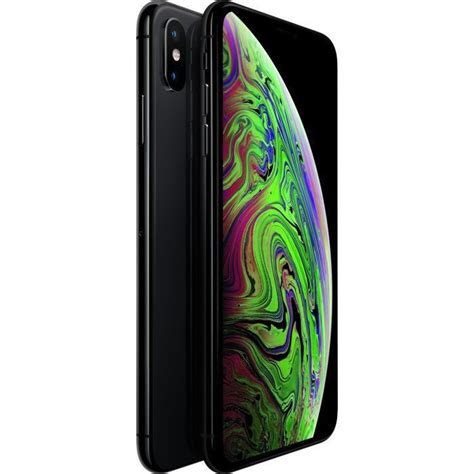refurbished iphone xs max gb space gray unlocked