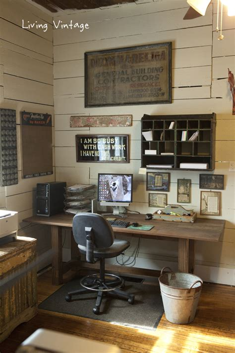 vintage home office decor vintage office on pinterest retro office vintage office