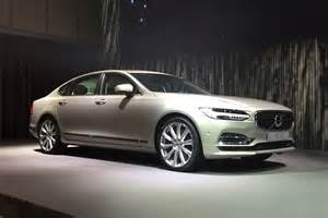 Volvo S90 Volvo S90 Excellence And S90 L Pictures Auto Express