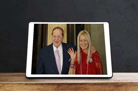 casino boss sheldon adelson donates  million  pro trump pac