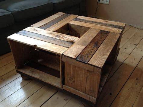 wohnzimmertisch aus alten weinkisten m 246 bel aus