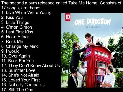 download mp3 album one direction take me home one direction