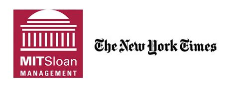 Mba Programs New York Times by The New York Times Reviews Mit Emba Program Schneider