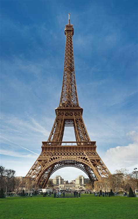 who designed the eiffel tower creating an app to prevent buckling in a truss tower