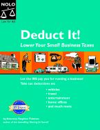 deduct it lower your small business taxes books deduct it lower your small business taxes book by