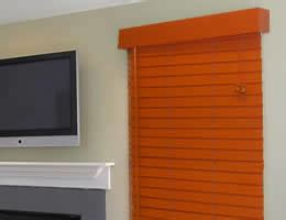Colored Window Blinds Bright Color Painted Blinds Paint Colors Vibrant