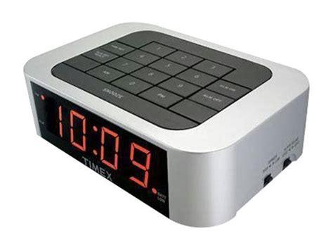 ihome t123sx simple set alarm clock newegg