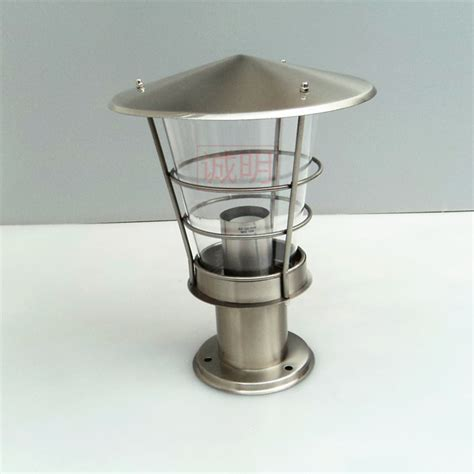 solar column lights popular solar lights fence post buy cheap solar lights