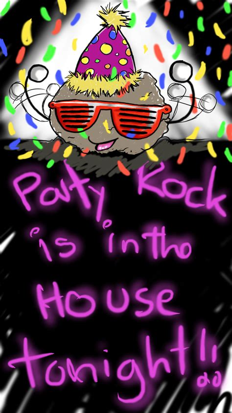 party rockers in the house tonight party rock is in the house tonight by kitsunerawr4 on