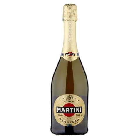 martini and prosecco martini prosecco nv 75cl from ocado